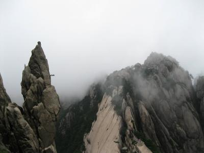 Celestial Capital Peak Huangshan Mountain