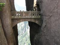 Fairy Walking Bridge (Buxianqiao) - Huangshan