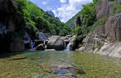 Huangshan Donghai (East Sea) Scenic Area