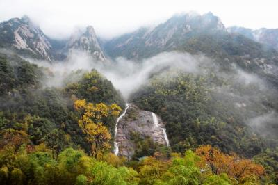 Huangshan Hot Spring Scenic Area
