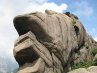 Turtle Peak in Mount Huangshan